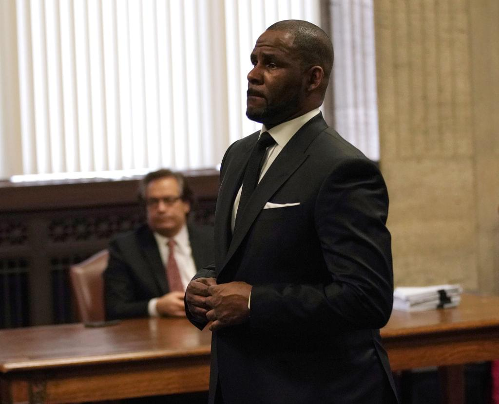 R. Kelly Wants Do-Over In Sexual Assault Case Because He Didn't Understand Legal Papers