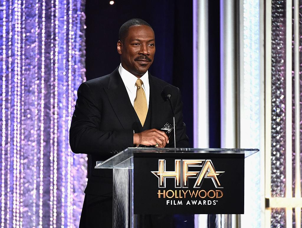 """Eddie Murphy Could Be Casting Michael Blackson In """"Coming To America 2"""""""