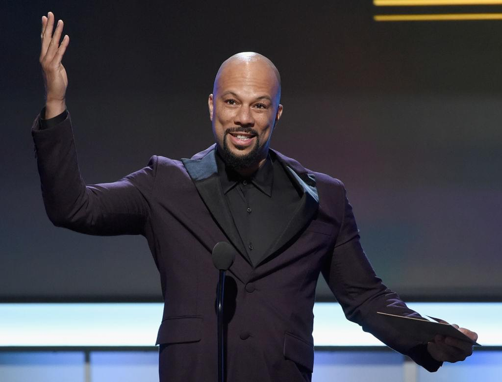 Common Will Become Global Citizen Ambassador to Work on Criminal Justice Reform
