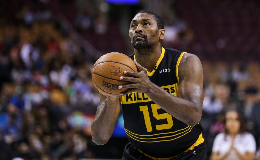 Metta World Peace Says He Could Win NBA Title As Head Coach