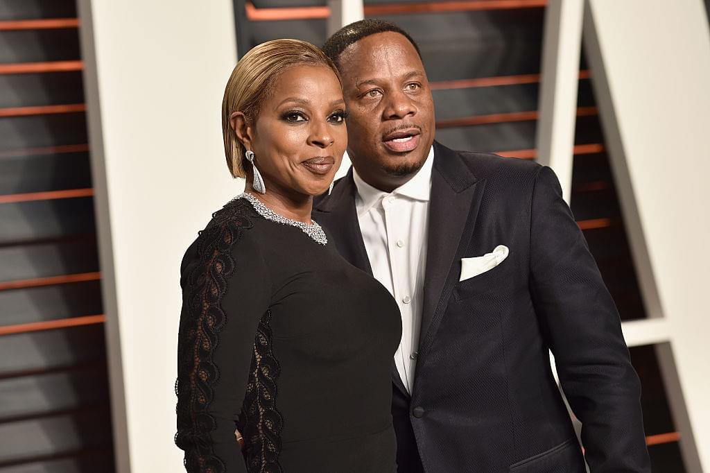 Mary J. Blige & Ex Husband Served Court Papers For Allegedly Dodging Rent Payments