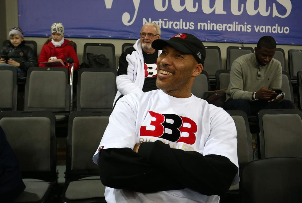LaVar Ball Reportedly Set to Relaunch Big Baller Brand