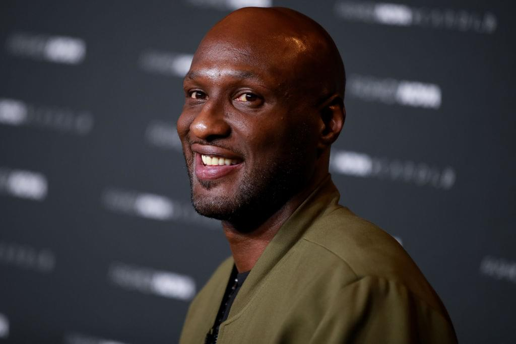 "Lamar Odom Announces Release Date for New Book ""Darkness To Light"""
