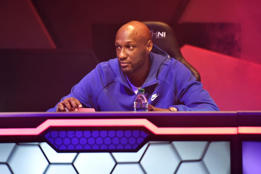 Lamar Odom Says He Used Prosthetic Penis To Pass Drug Test During 2004 Olympics