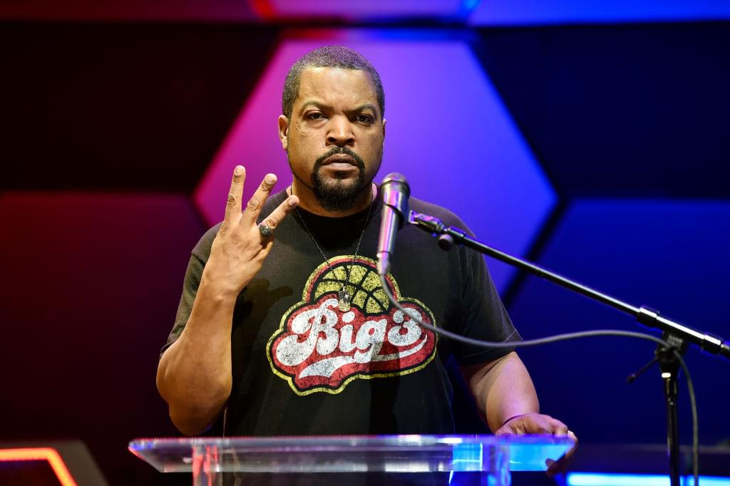 Ice Cube Releases BIG3 Season 3 Official Theme Song