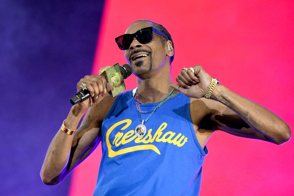 Snoop Dogg On Why He Thanked Himself In Hollywood Walk Of Fame Speech