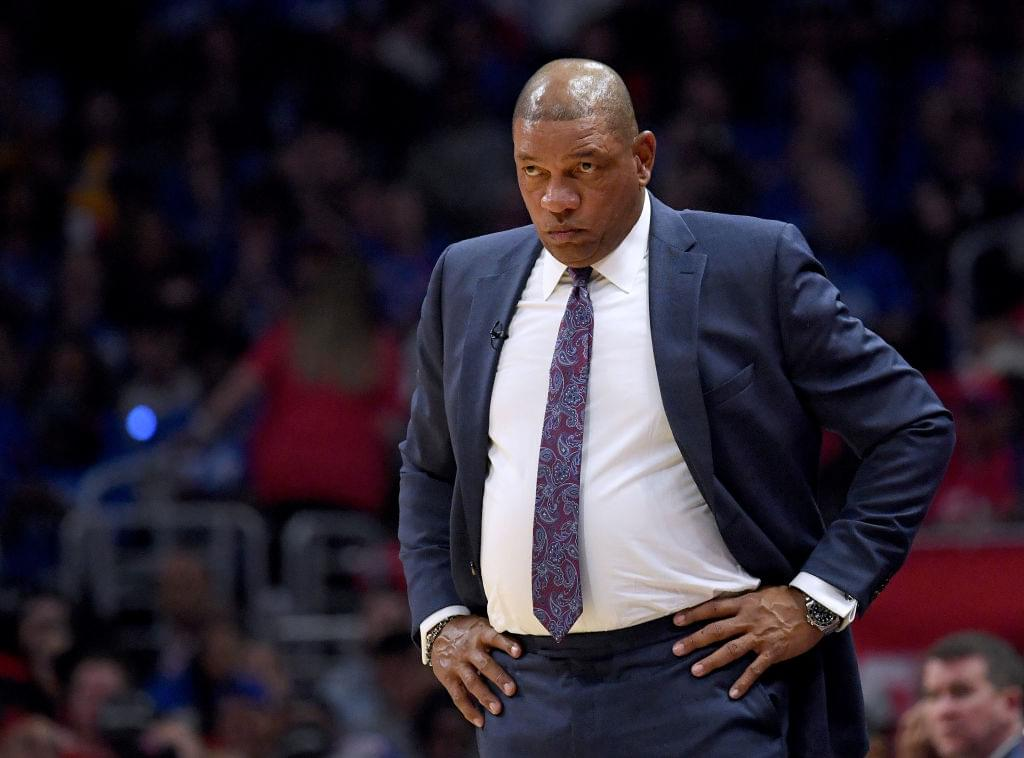 "Doc Rivers Says Kawhi Leonard Is ""The Most Like Jordan That We've Seen"""