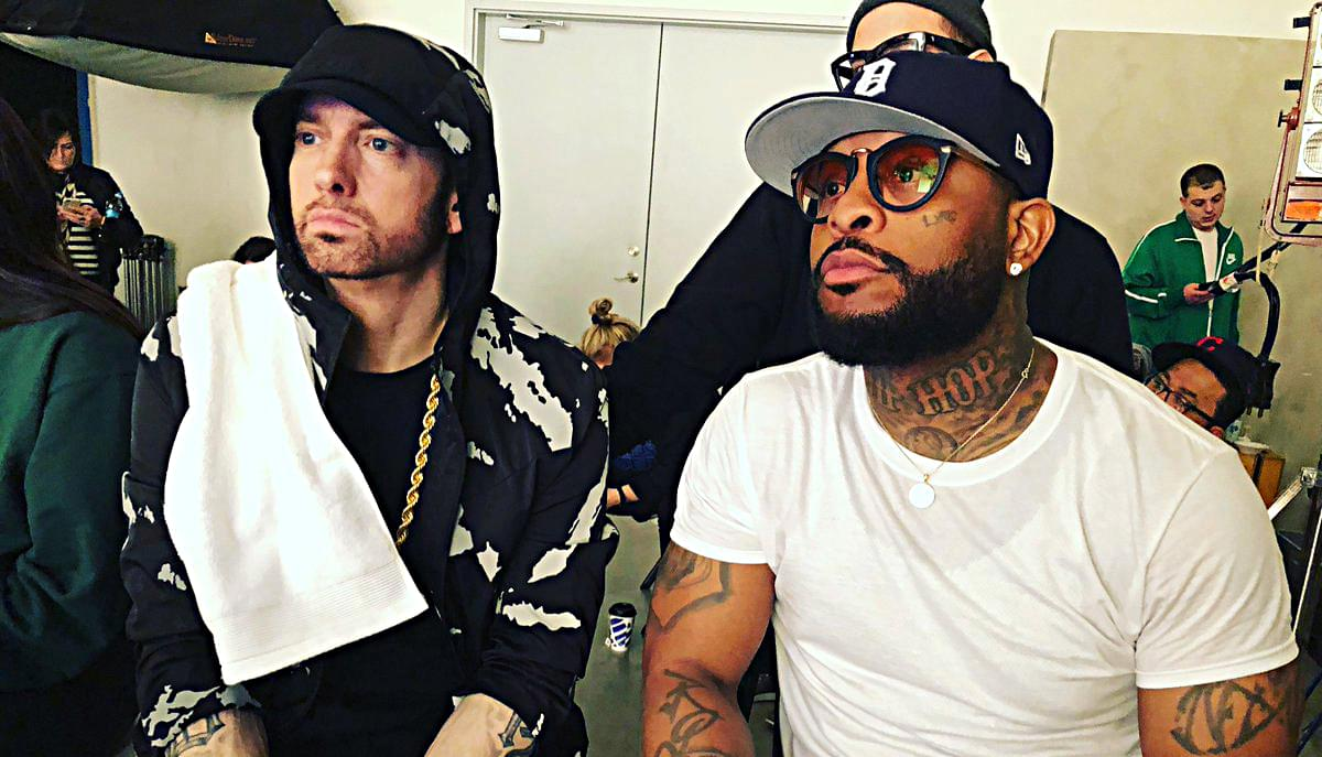 "Eminem & Royce Da 5'9″ Have A Couple ""Bad Meets Evil 2"" Songs Already Recorded"