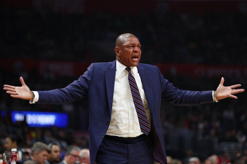Doc Rivers Fined $50K Over Recent Kawhi Leonard Comments