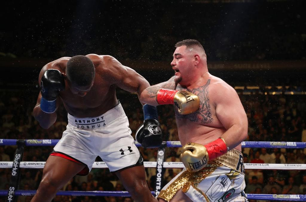 Anthony Joshua & Andy Ruiz Jr Rematch Scheduled For This Winter