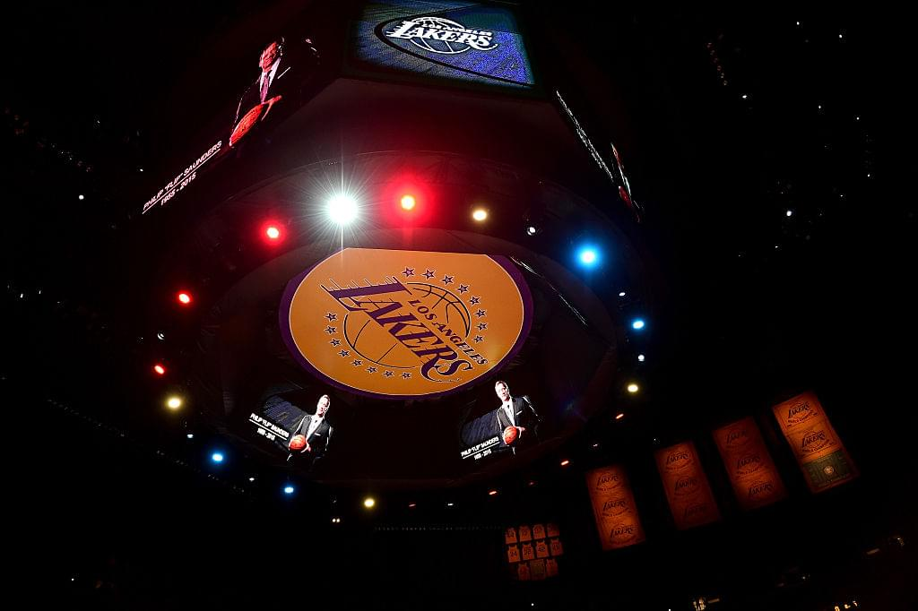 Lakers Listed As Favorites To Win 2020 NBA Finals