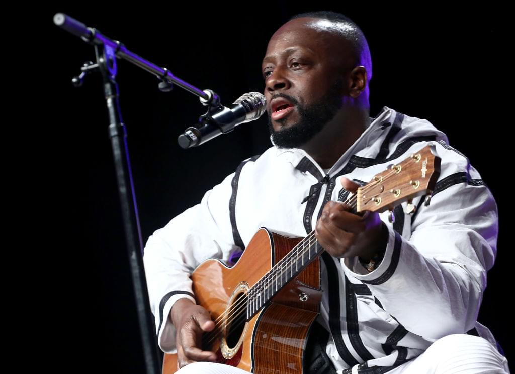 Wyclef Jean Explains Why He Wanted To Be President Of Haiti