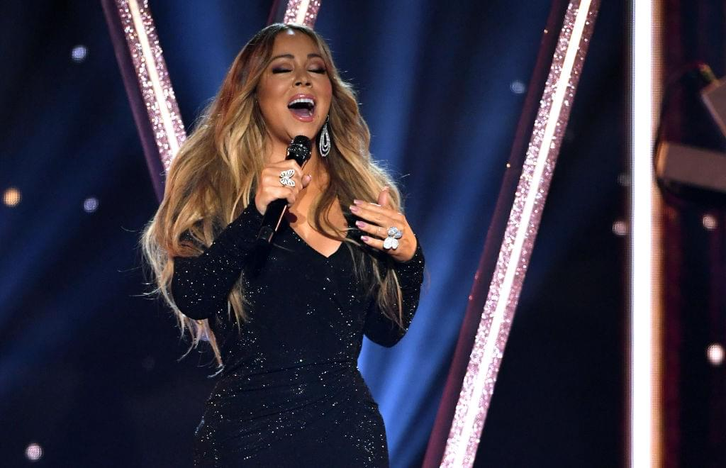 "Mariah Carey Says She's Only Been With ""Five People"" In Her Life"