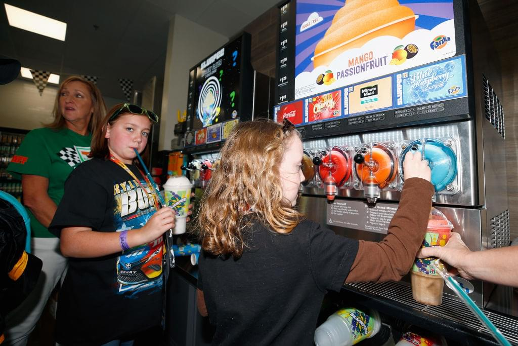 7-Eleven Is Giving Away Free Slurpees Today