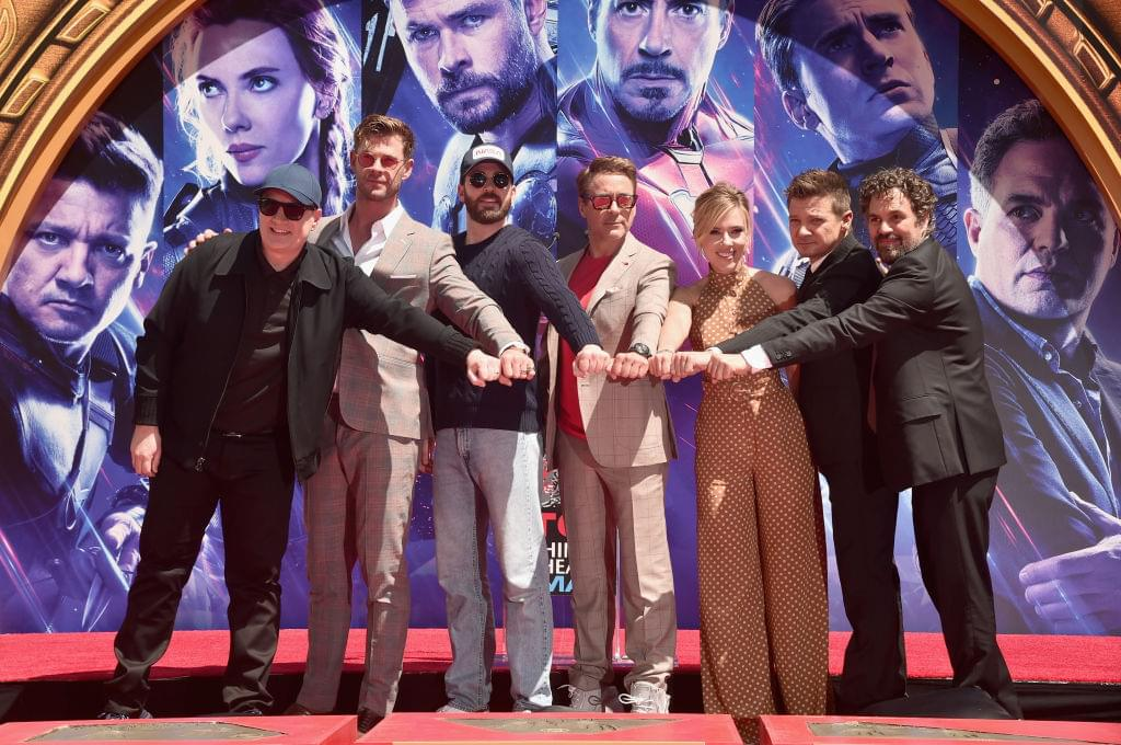 """The Avengers"" Cast Earned $340 Million According to Forbes List"