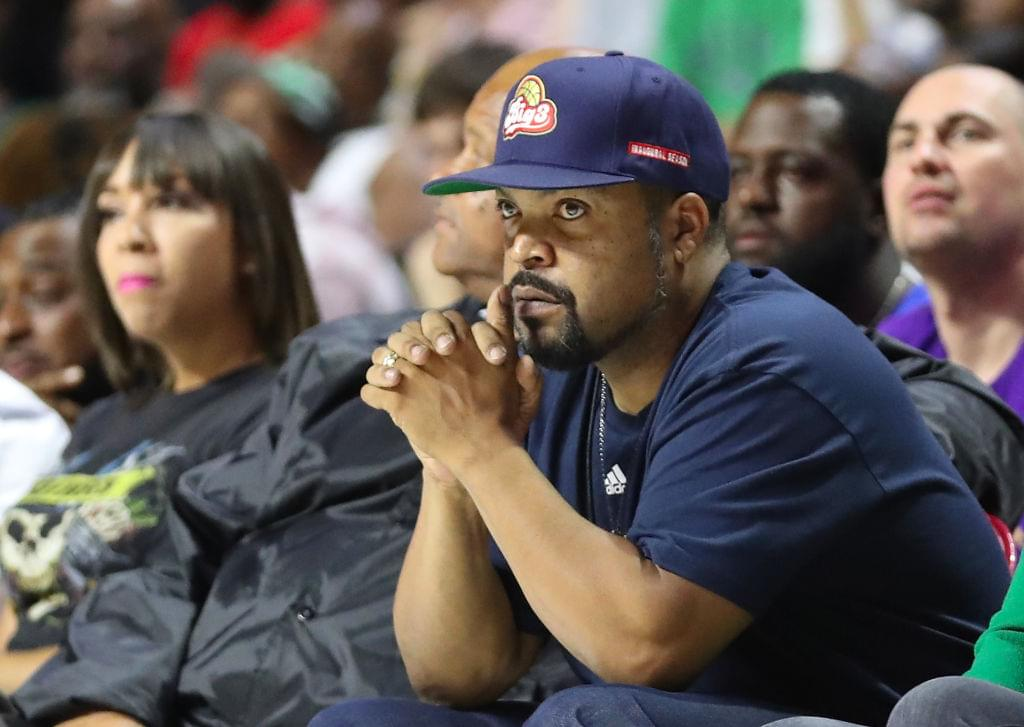 Ice Cube Addresses Why Lamar Odom Was Cut From The BIG3