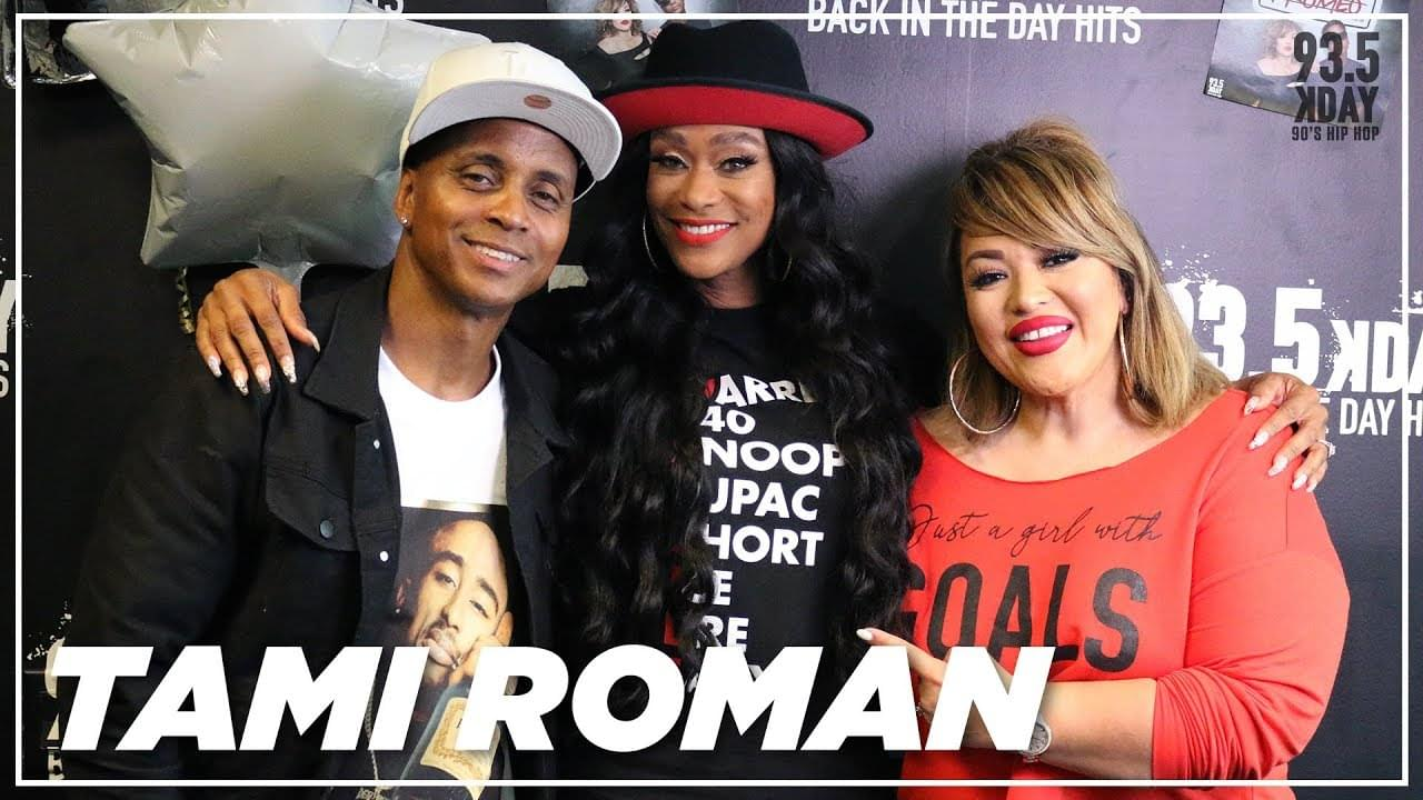 Tami Roman On Her Upcoming Role In Saints & Sinners, Starring On The Real World, And More!