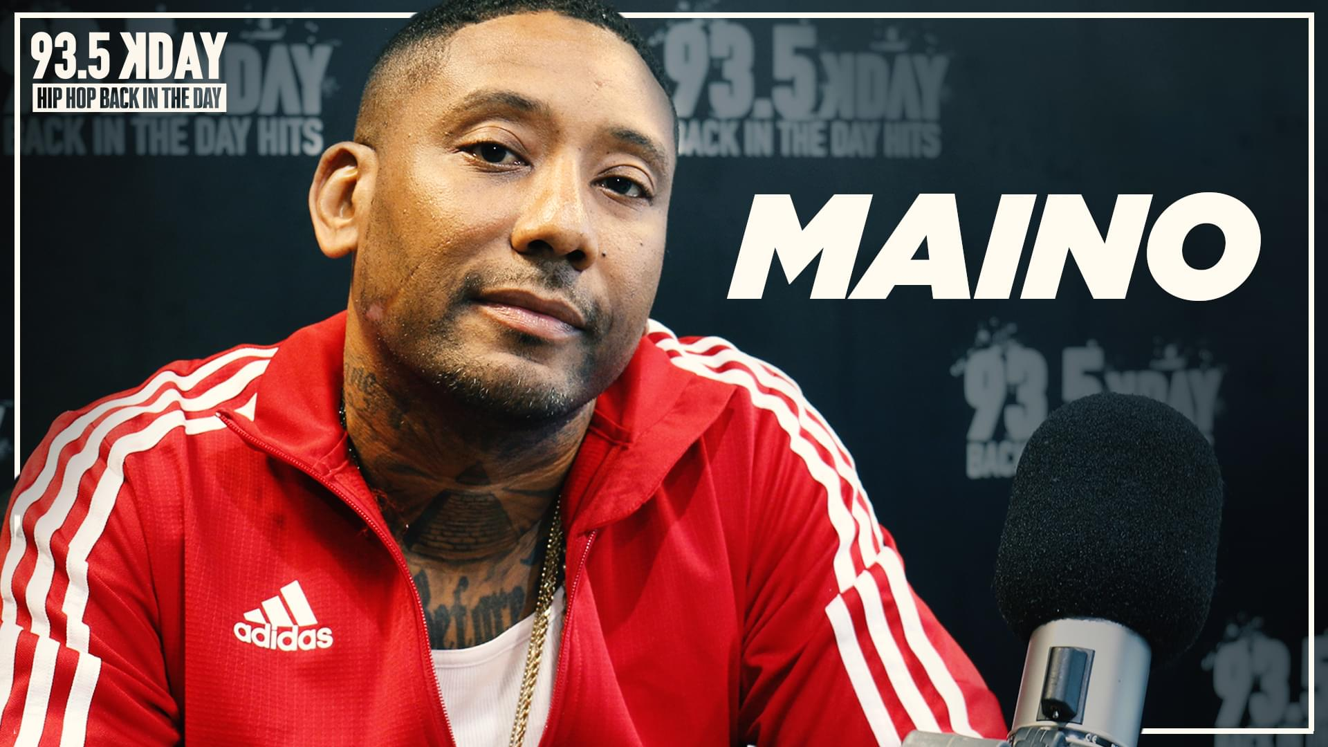 Maino Talks History w/ Birdman + Why He Didn't Watch His Love And Hip Hop Episodes