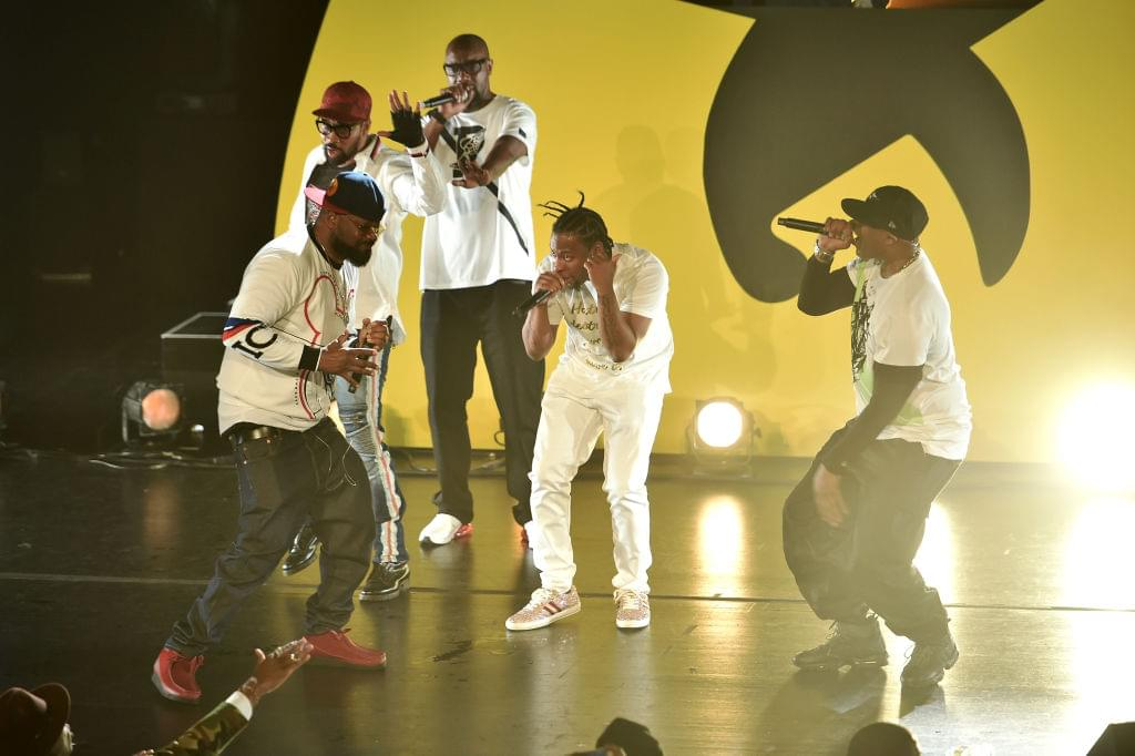 """Wu-Tang Clan: Of Mics & Men"" Earns Emmy Nomination"
