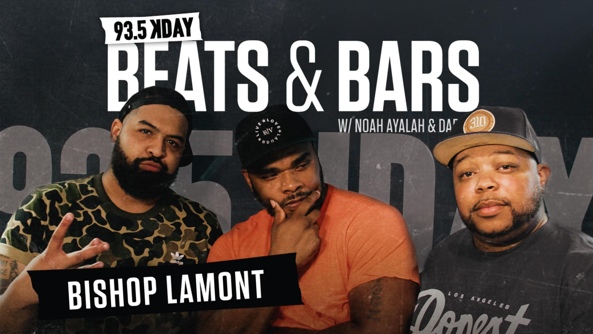 Bishop Lamont Tells Suge Knight Story, Meeting Dae One + Freestyling While Dodging Punches