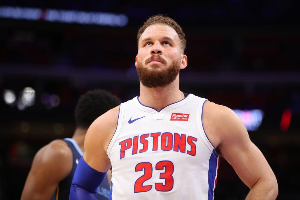 Blake Griffin Says He Felt Disrespected By Clippers During Trade
