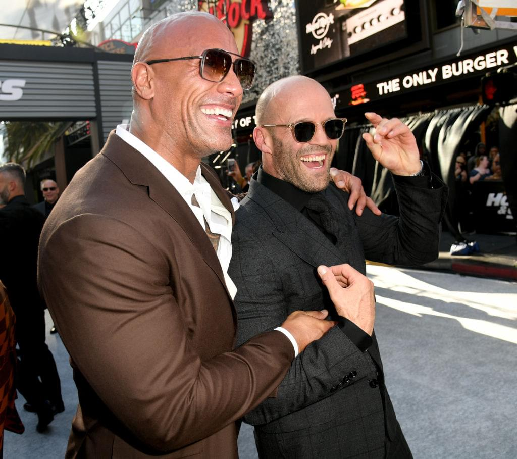 'Hobbs & Shaw' Earn Top Box Office Spot With $60 Million