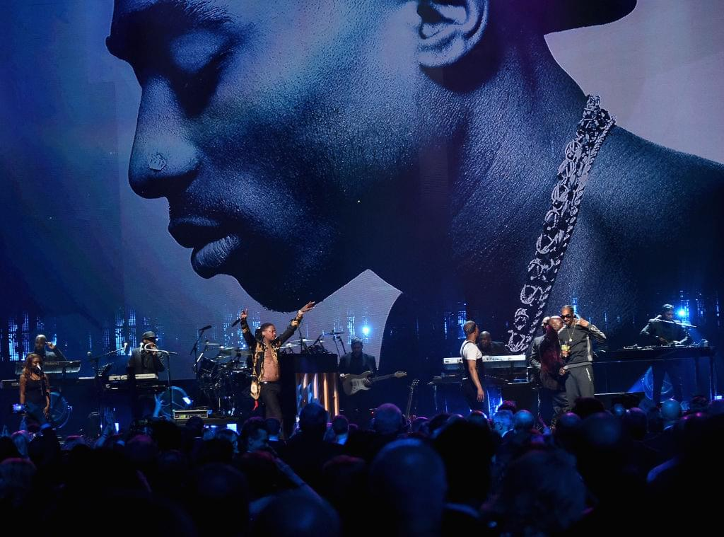 Tupac Docuseries Coming To FX
