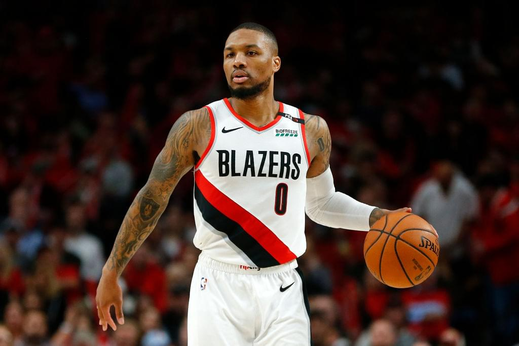 Damian Lillard Wants To Become 1st NBA Player With A Grammy Award