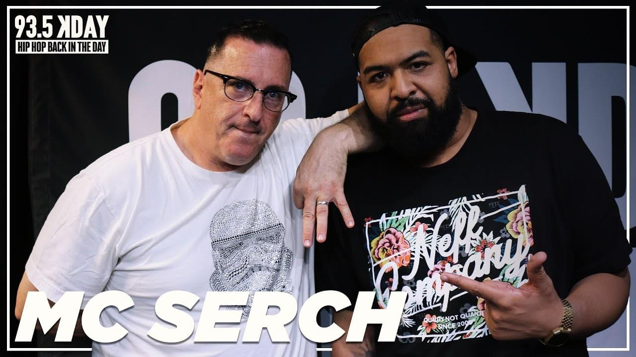 MC Serch Shares Wild Story About 935 KDay, Helping Nas Get A Deal And More