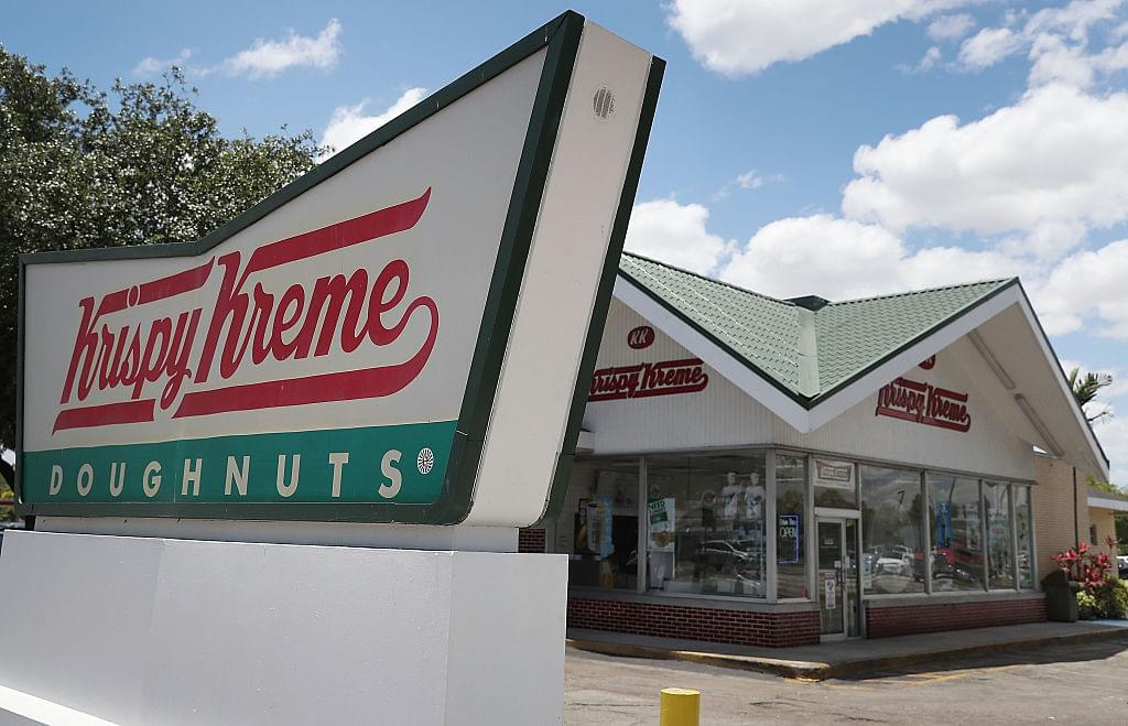 Krispy Kreme Set To Launch Delivery Service