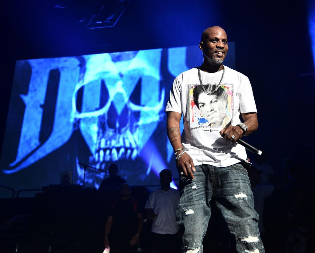 DMX Re-Proposes To His Girlfriend