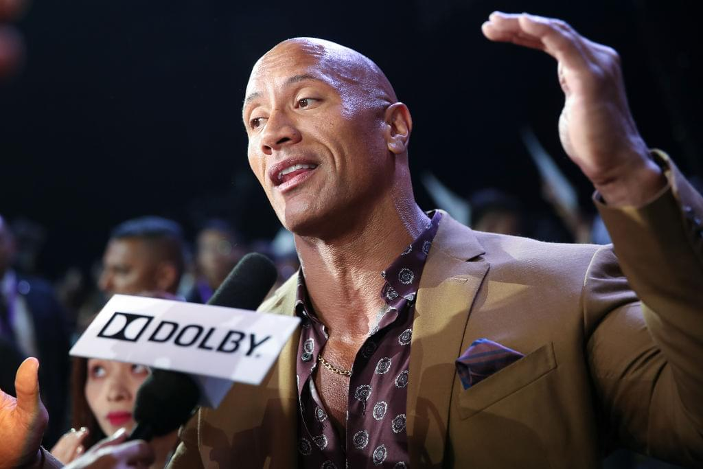 The Rock Tops List of Highest-Paid Man in Hollywood