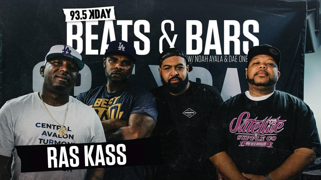 Ras Kass Talks 'Soul On Ice 2' Album, Introducing Xzibit To Dr. Dre, & Passing Up Alchemist Beats