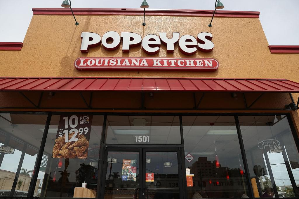 Angry Customer Pulls Gun Over Sold-Out Popeyes Chicken Sandwich