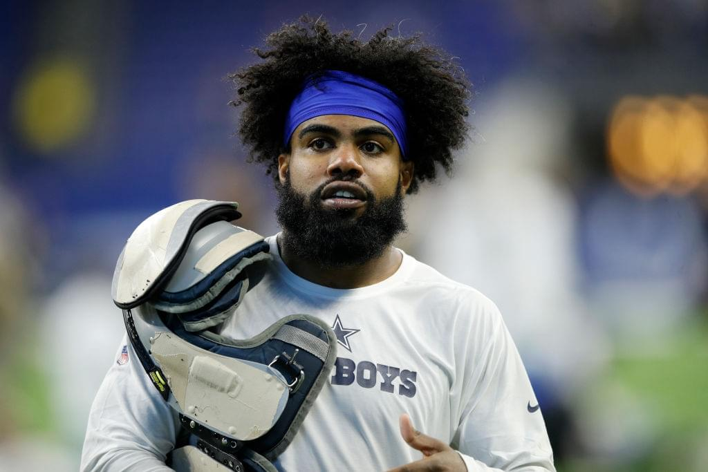 Ezekiel Elliott & Dallas Cowboys Agree To Massive $90 Million Contract Extension