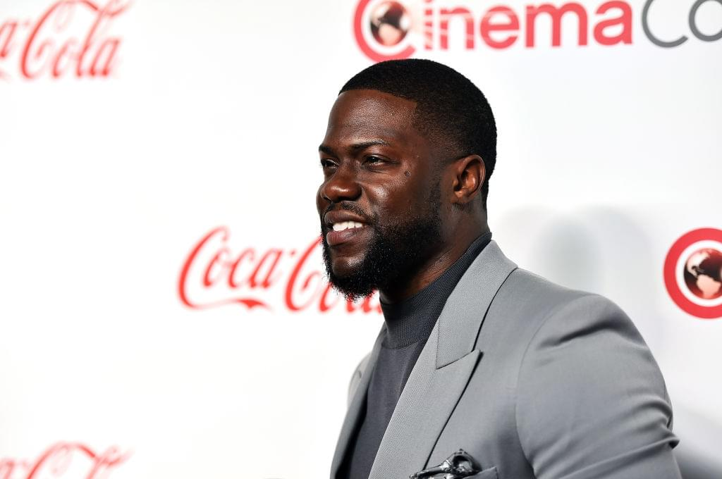 Kevin Hart Reportedly Suffered Three Spinal Fractures In Car Crash