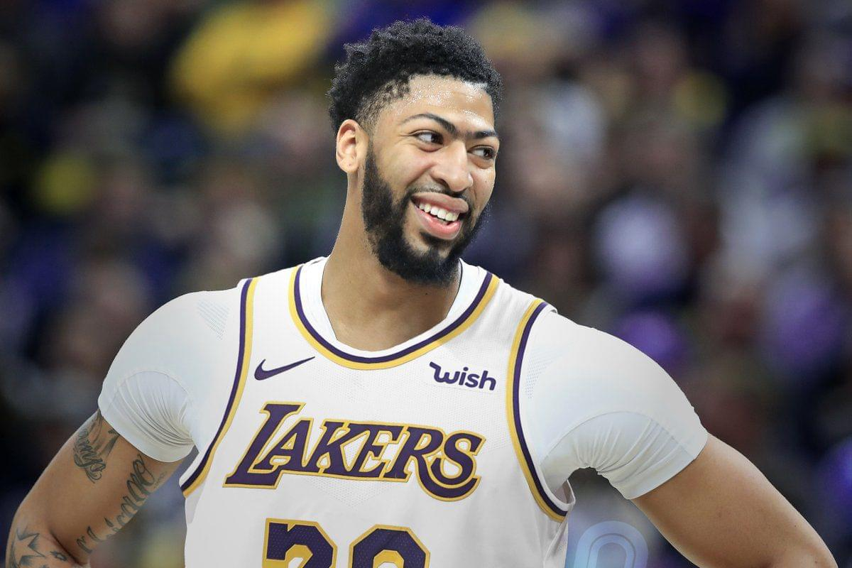 Anthony Davis Says He Wants To Be Defensive Player of the Year