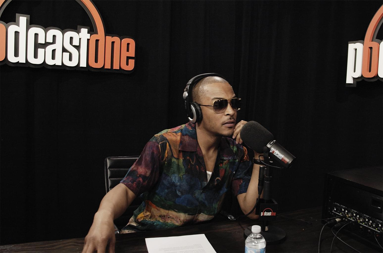"T.I.'s ""ExpediTIously"" Podcast Becomes #1 After Just One Episode"