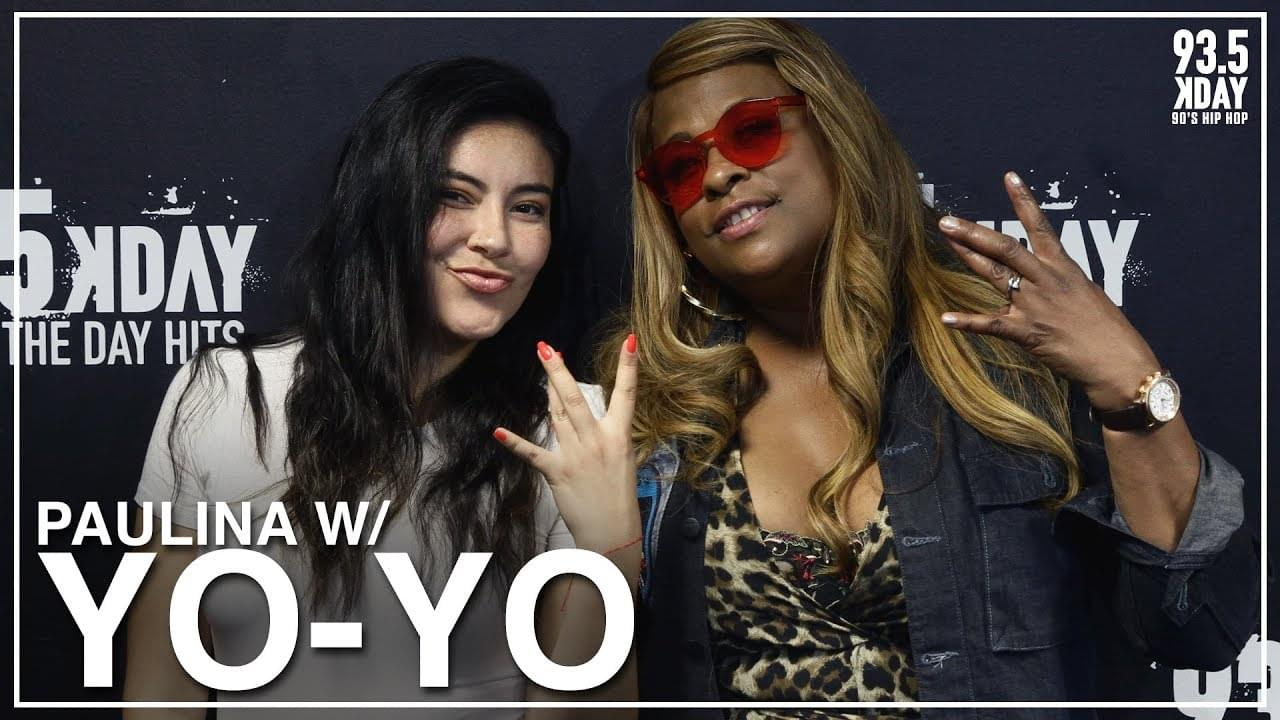 Yo-Yo On New Generation of Hip Hop, Favorite Female Artist + School of Hip Hop