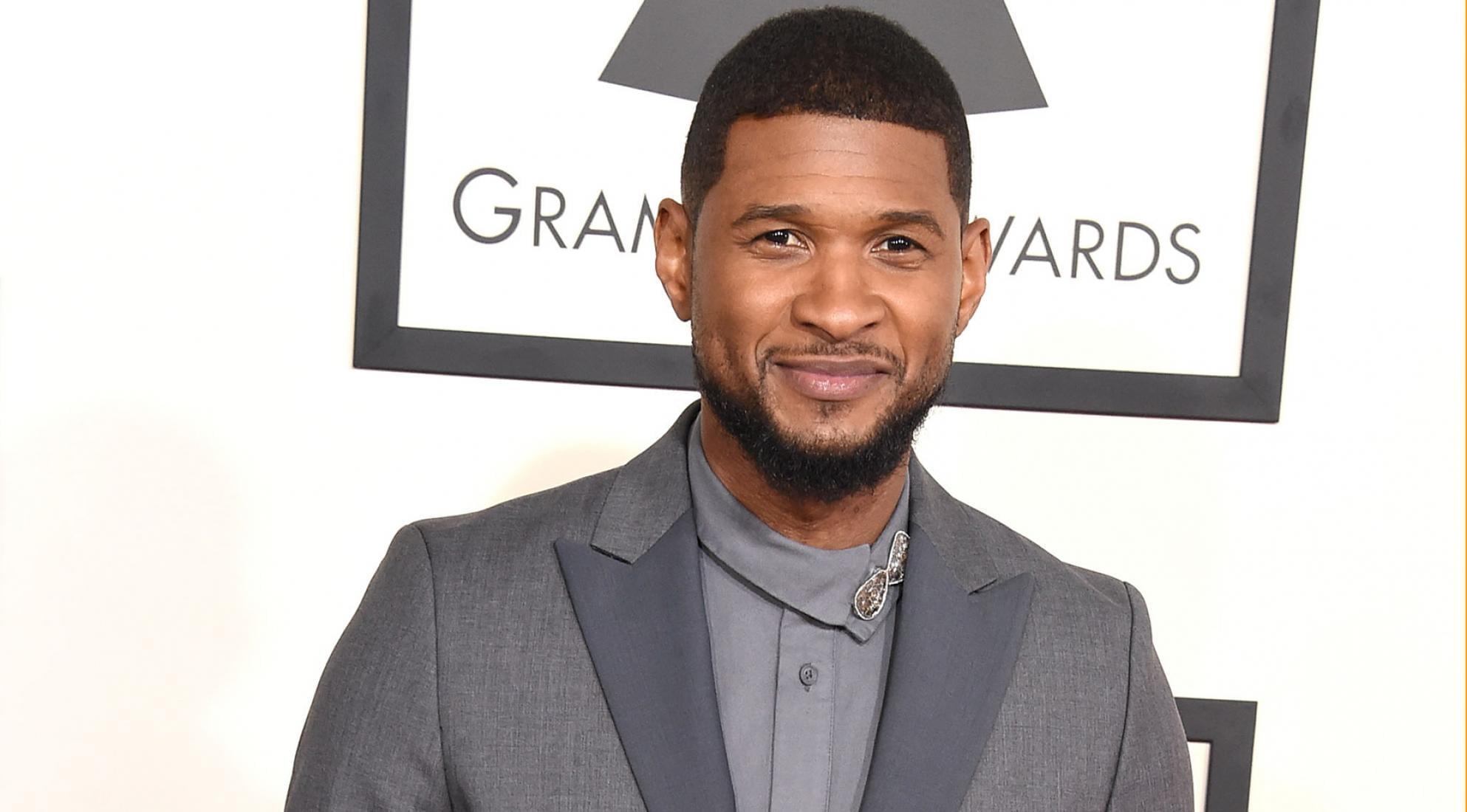 Usher's Accuser Drops Herpes Lawsuit Against Him