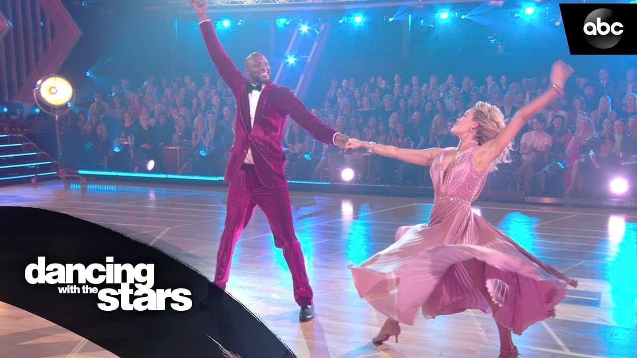 "Lamar Odom Says ""Dancing With The Stars"" Is Harder Than The NBA"