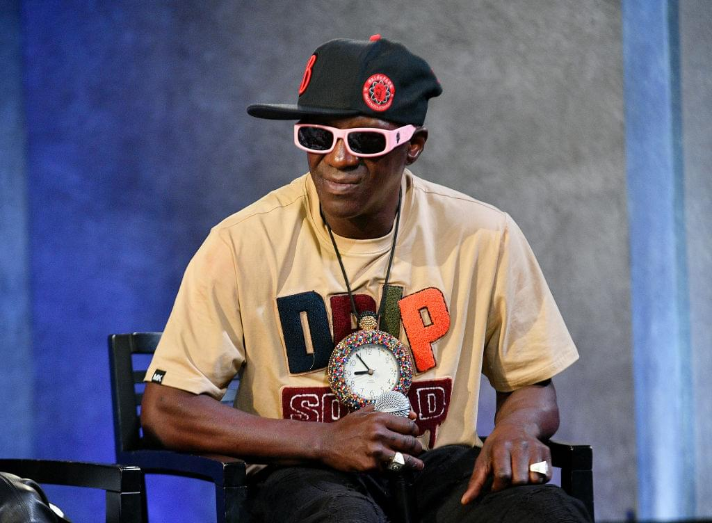 Flavor Flav Says He Once Spent $2.5K Per Day On Drugs