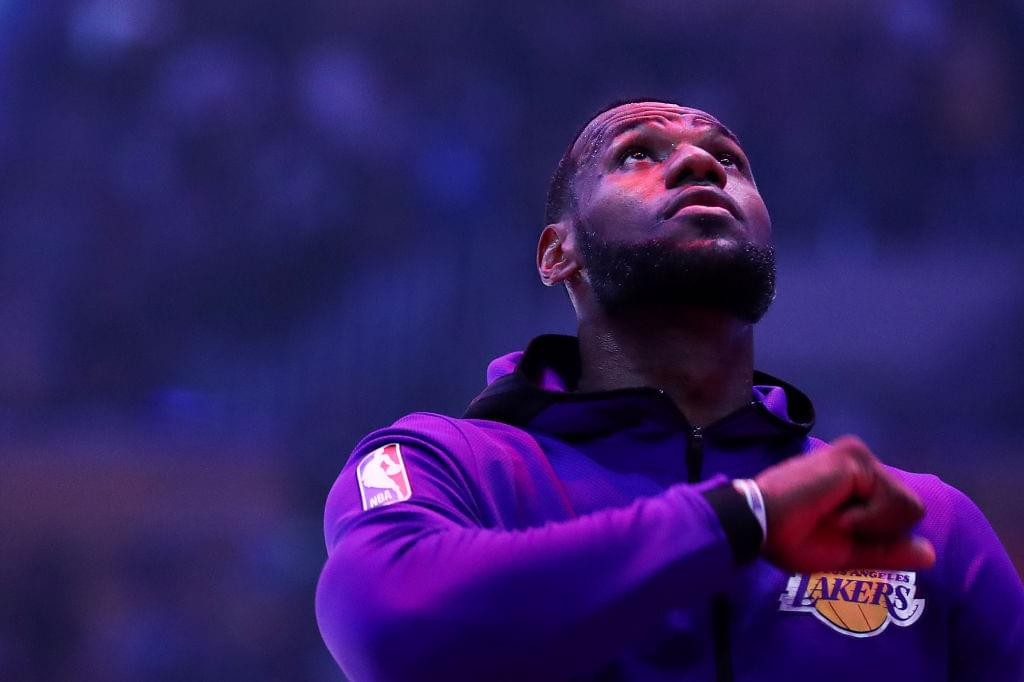"""ESPN's """"Best NBA Player Of The Decade"""" List Causes Controversy"""
