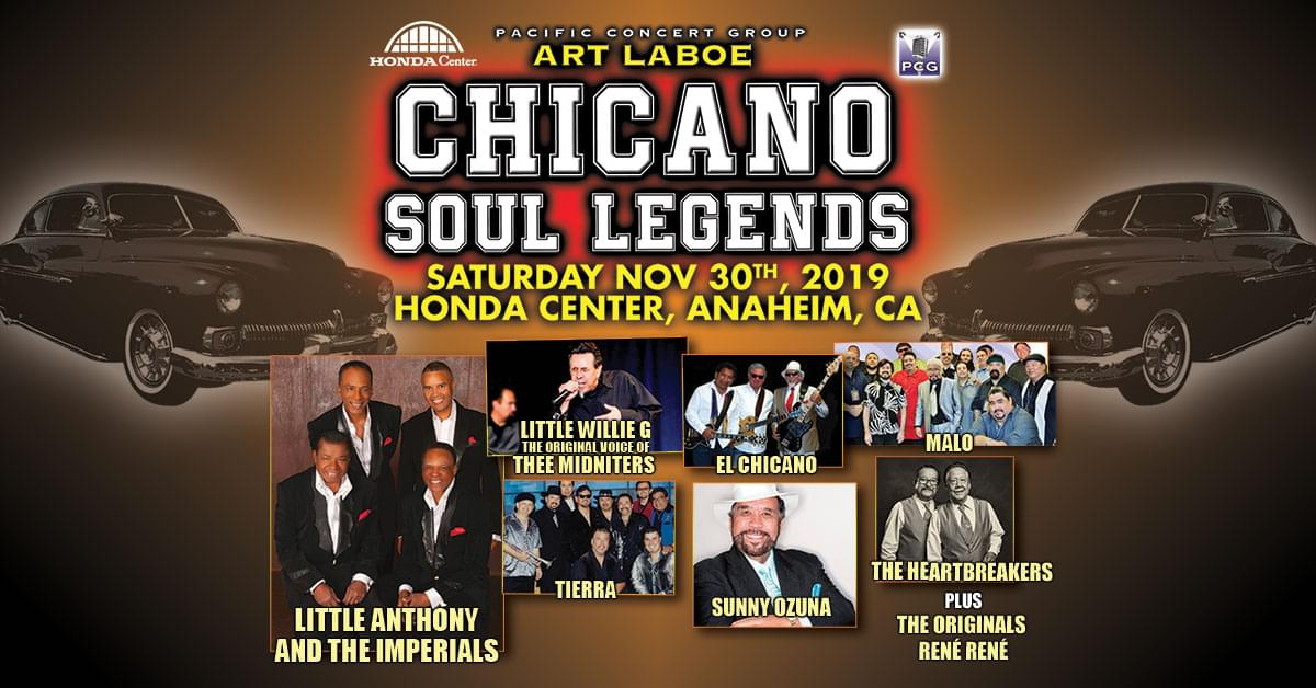 Art Laboe Chicano Soul Legends