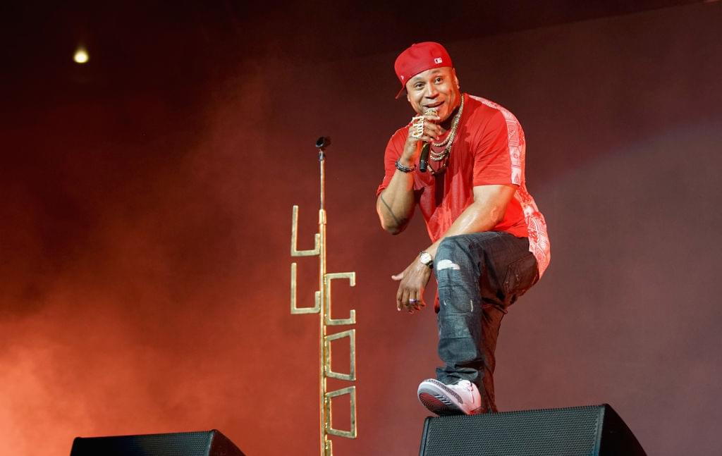 LL Cool J Reportedly Signs New Deal With Def Jam Records