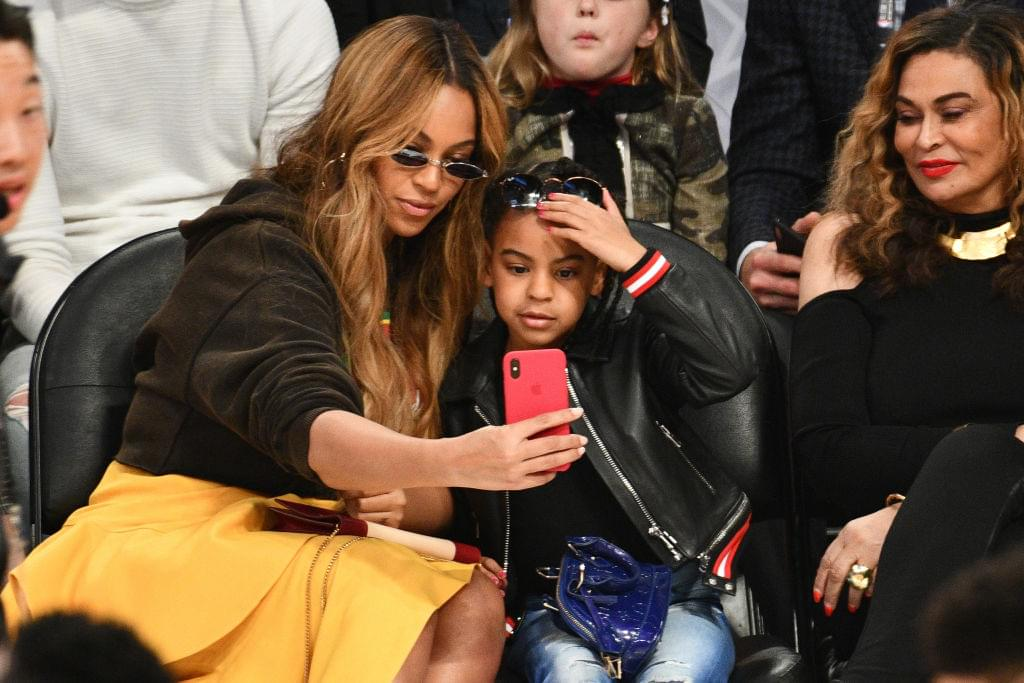 "Beyoncé Looking To Trademark Blue Ivy's Name As Bey Considers Her ""A Cultural Icon"""
