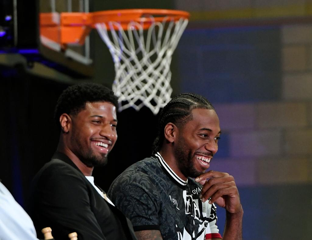Paul George Explains Why He and Kawhi Leonard are the Best Duo in the NBA