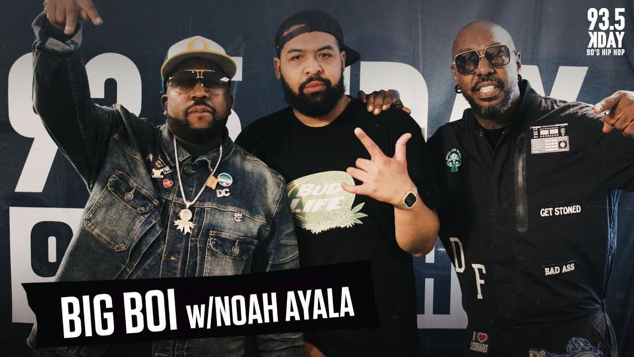Big Boi Says Secret To Outkast Sound Is Drugs