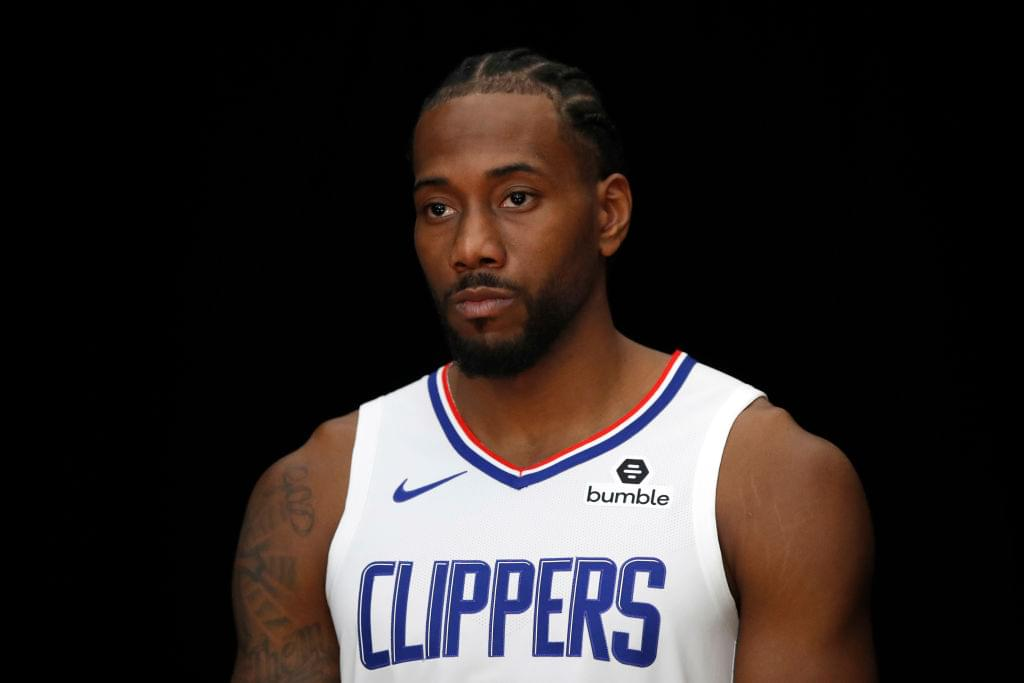 Kawhi Leonard Booed By Rams Fans In Los Angeles