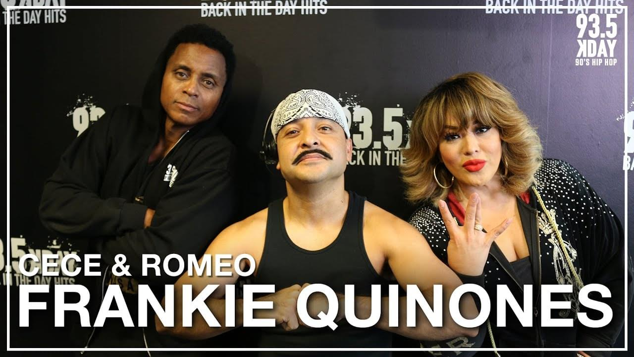 Frankie Quiñones on the Creation of Cholofit, Comedians That Inspired Him & More